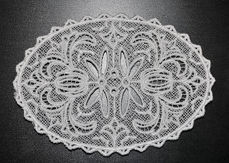 Lace digitalisieren