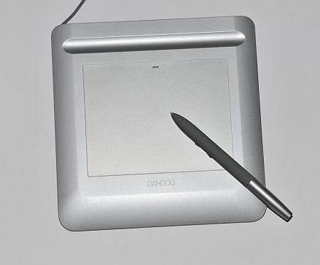 Nochmal Digitalisier-Tabletts