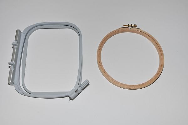 Stickrahmen – Tipp für Stickmaschinen-Neulinge