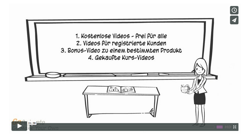 Neu: Video über Videos ;-)