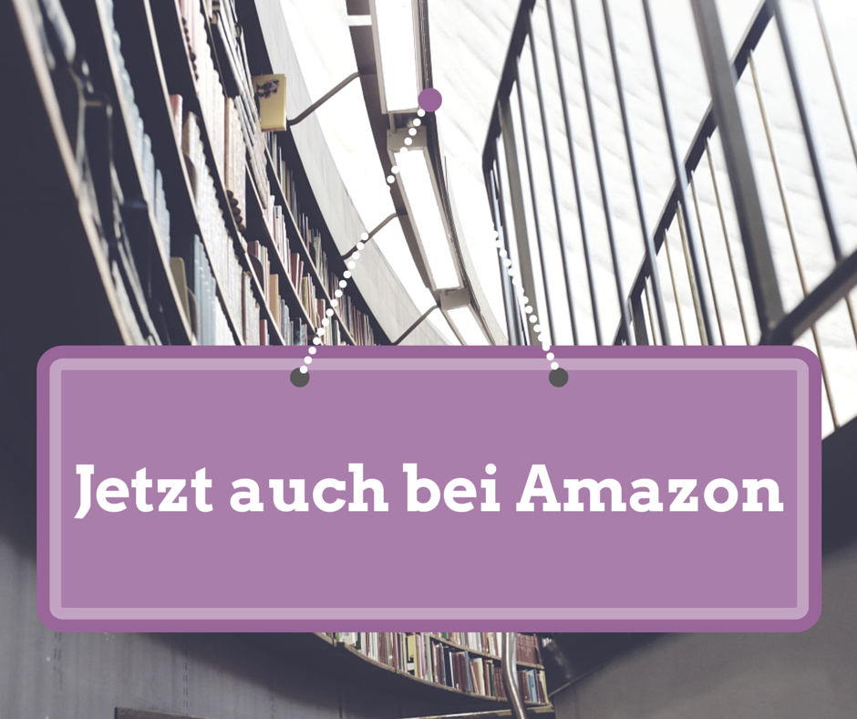 Jetzt auch bei Amazon!