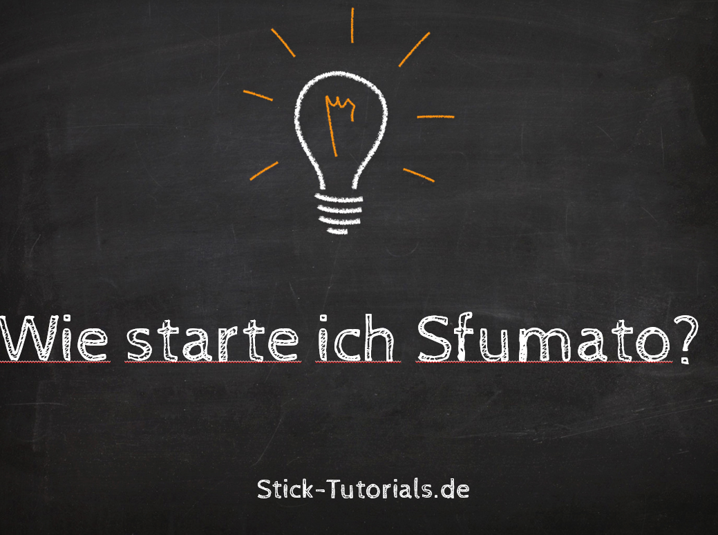 Video: Wie starte ich Embird Sfumato?