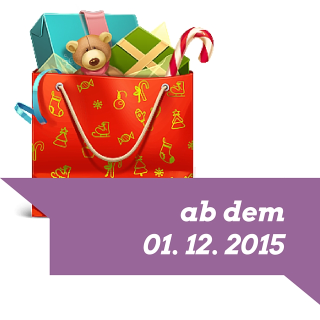 in Vorbereitung: Adventsfreebie 2015