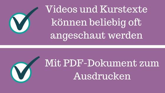 PDF-Dokument zum Ausdrucken