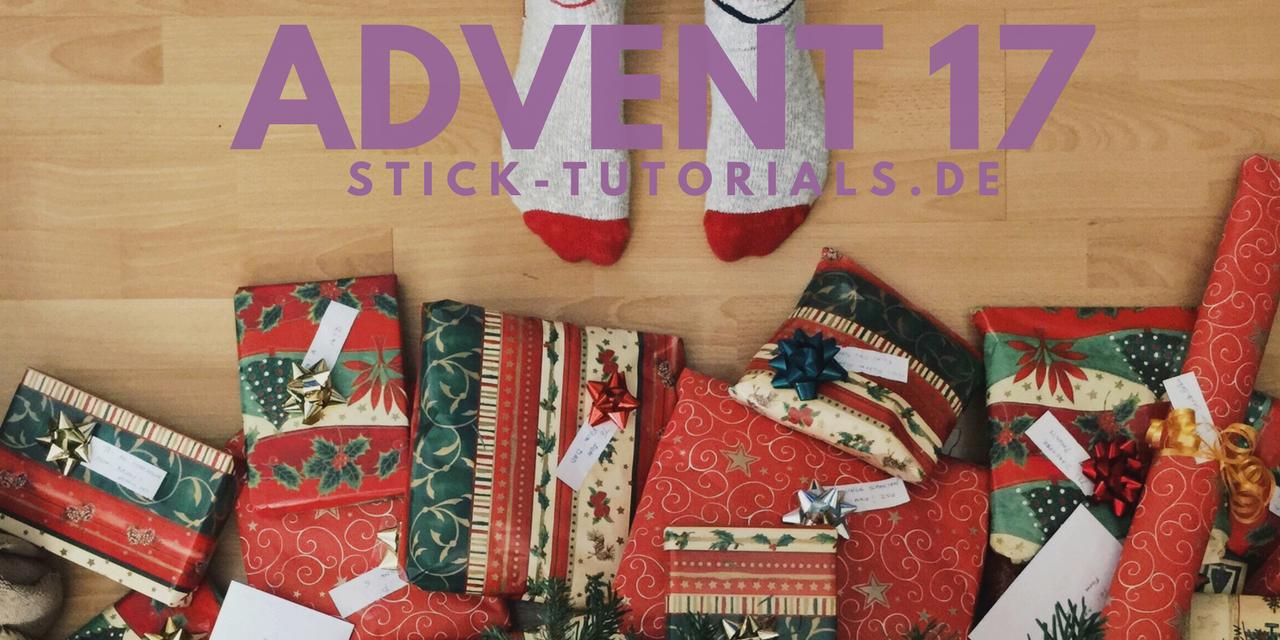 Advents-Gutscheine für die Academy