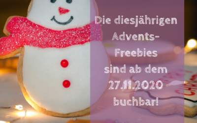 Adventsfreeibe 2020