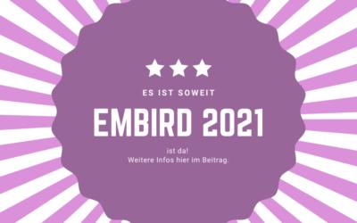 Embird 2021 ist da!